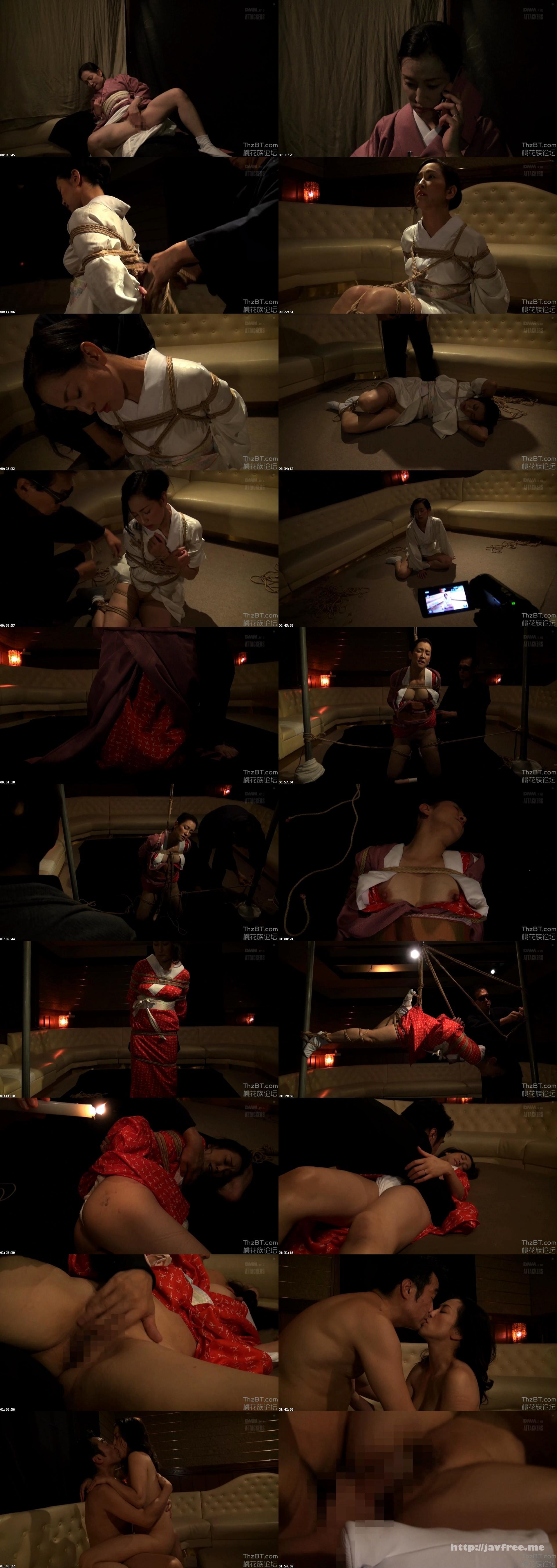 [JBD-215] 闇緊縛の部屋 中谷有希