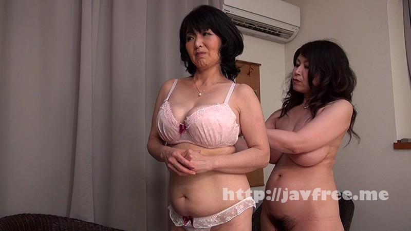 [JLZ 05] 熟女レズ 防水バイブと双頭バイブ 水野淑恵 上島美都子 JZL