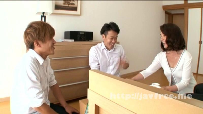 [JUTA 036] 親友の母親 息子の友達に犯され、濡れてしまったんです… 園田ユキ 園田ユキ JUTA