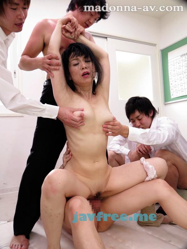 [JUX 109] 犯された五十路女教師 米崎真理 米崎真理 JUX