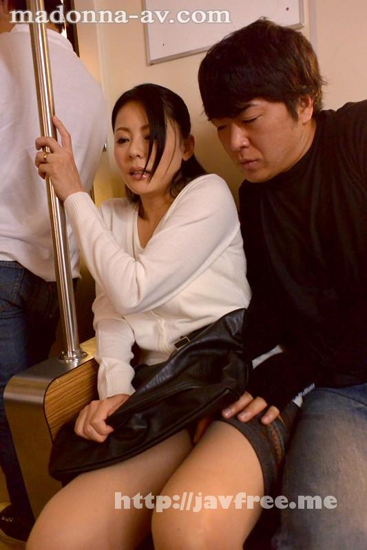 [JUX 327] 人妻車掌痴漢電車〜晒された制服の内に秘めた肉欲〜 愛田奈々 愛田奈々 JUX