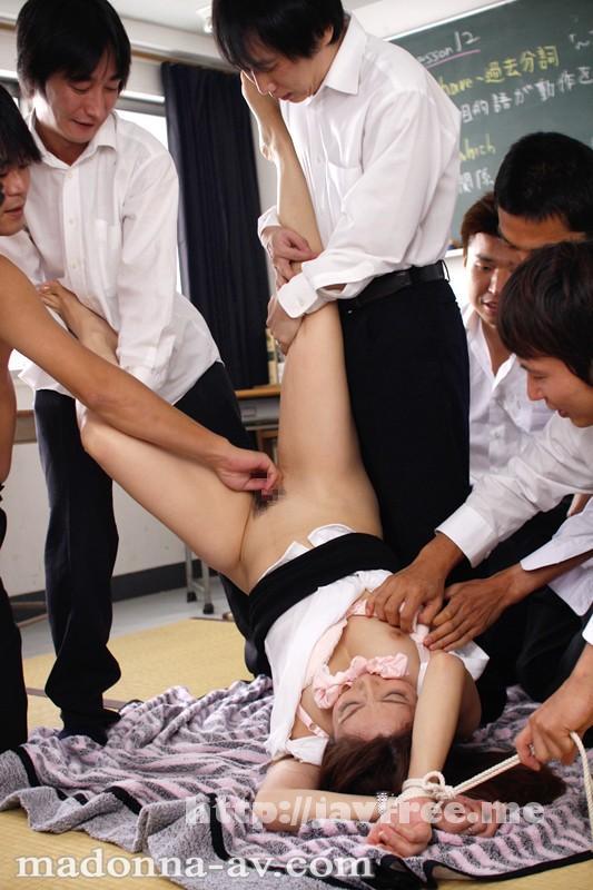 [JUX 509] 今日、優子先生をクラス全員で輪姦します。 白木優子 白木優子 JUX