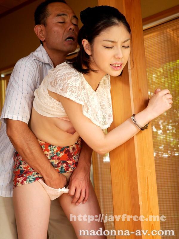 [JUX-772] ヤラしい義父の嫁いぢり お義父さん、もう許して下さい… 卯水咲流