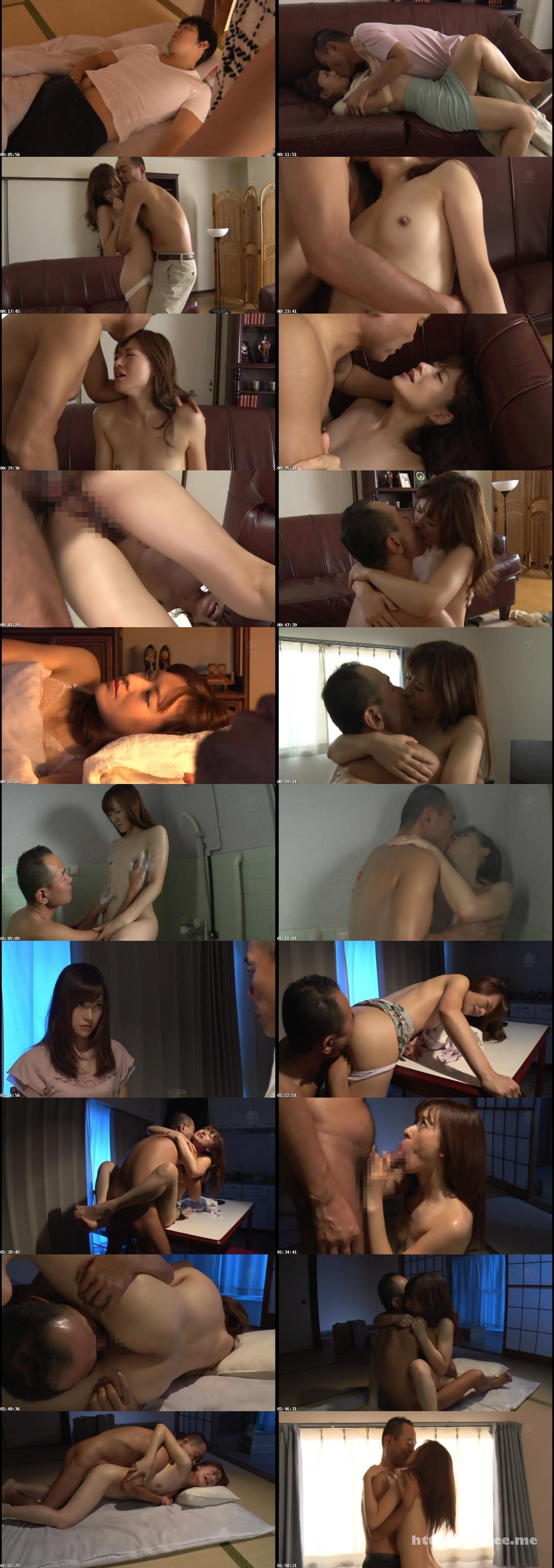 [JUY-043] 密着セックス マンション管理人と人妻の不貞関係 徳島えり