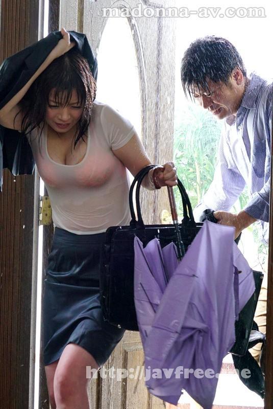 [JUY-091] 暴風雨 憧れの女上司と二人だけの夜 水城奈緒