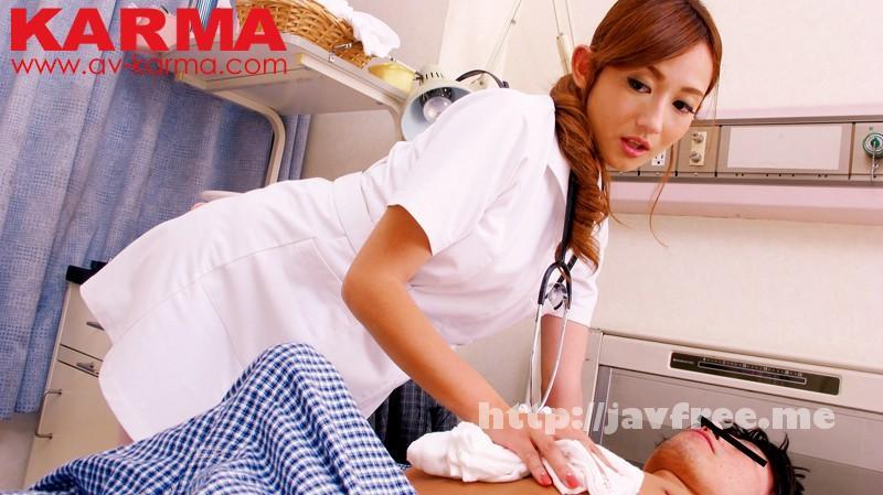 [KAM 053] 若い入院患者の朝立ち勃起チンポにどうしても我慢できないエロ看護師 音羽レオン 音羽レオン KAM