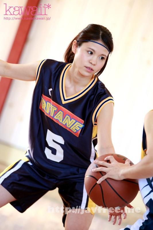 [KAWD-713] バスケットボール歴12年!高校時代ヨーロッパ大会出場!日本プロリーグ目指し北欧からスポーツ留学してきた手脚の長〜い168cm8頭身ハーフ美少女!可愛すぎる現役アスリートAVデビュー スーザン・ユリカ