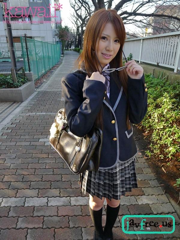 [KAWD 307] 学校でセックchu 柚奈りり 柚奈りり 学校でセックchu KAWD