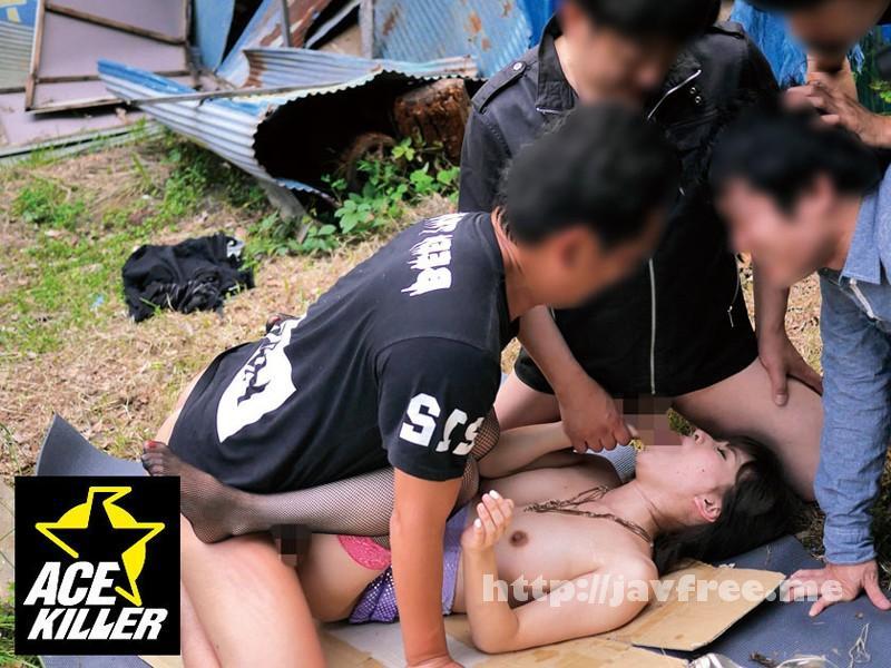 [KIL 060] 青姦スポットでパコってるオンナを彼氏の前で輪姦した一部始終 KIL