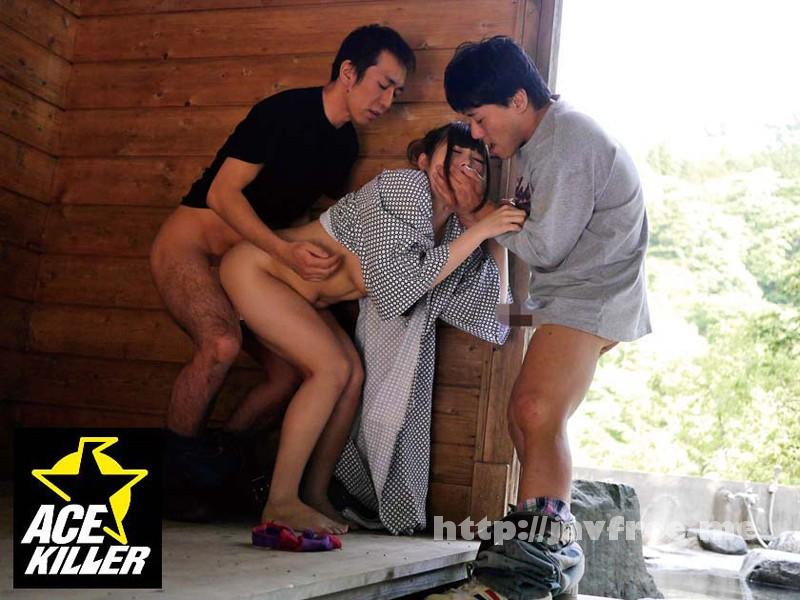 [KIL 081] 混浴温泉のマナーを守らない男達に取り囲まれ痴漢された若妻の記録 3 KIL