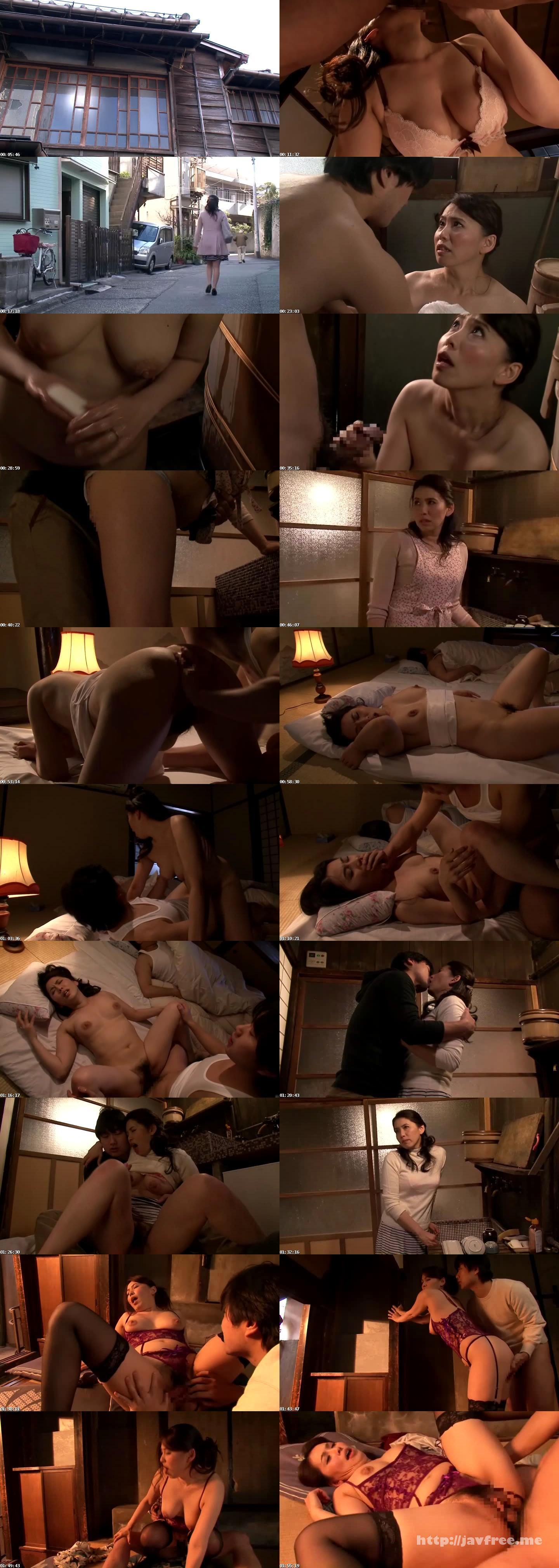 [MAC 23] 夫の寝ている横で息子の性技に溺れる母 桐島綾子 桐島綾子 MAC