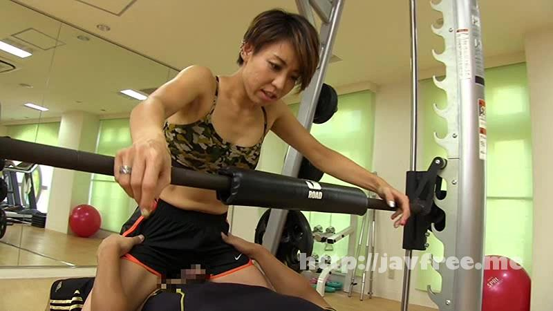 [MADM 026] 現役本物!美熟女スポーツインストラクター 本間千恵 本間千恵 MADM
