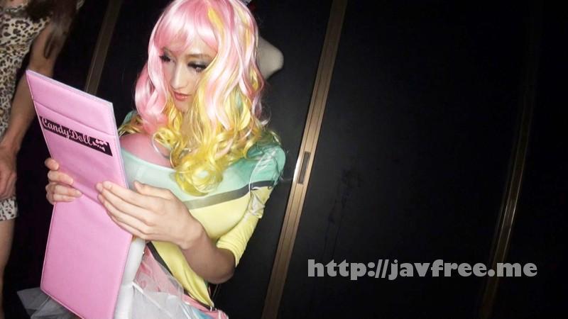 [MANQ 021] 21cm巨根ちんぽ馬並み保証 ノンケ美少年 女装大変身 マムコ・デラックス 18歳 MANQ