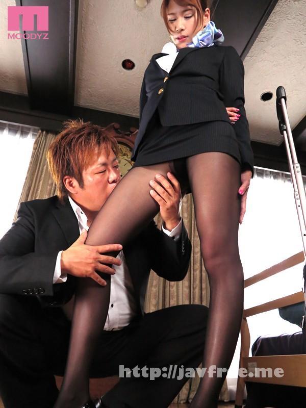 [MIAD 640] 黒パンストの似合う美脚お姉さん なみ MIAD