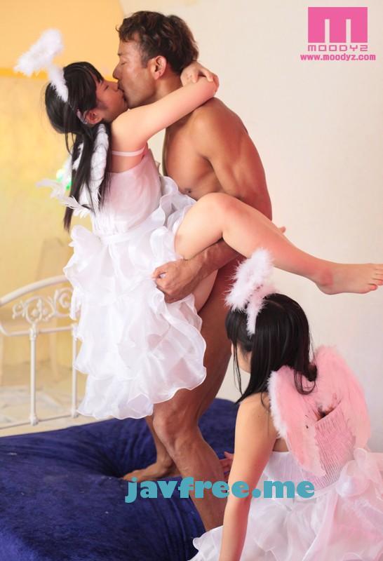 [MIAD 547] 小さい女の子2人と夢の逆3Pセックス 小林麻里 桃音まみる 桃音まみる 小林麻里 MIAD