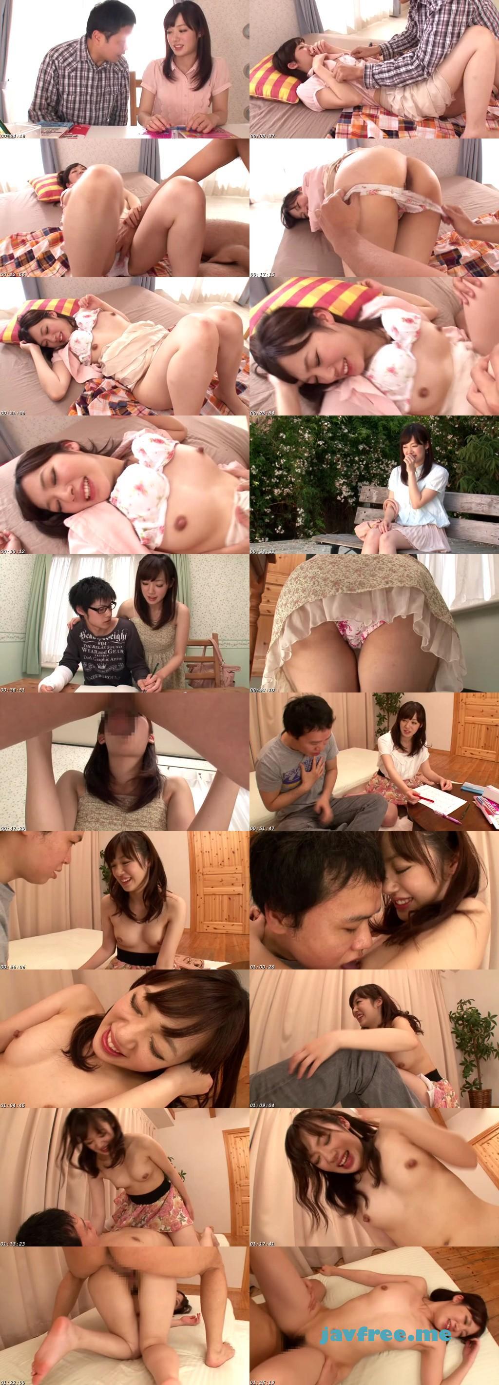 [MIDD 908] 現役女子大生 押しに弱い家庭教師 大島里奈 大島里奈 MIDD