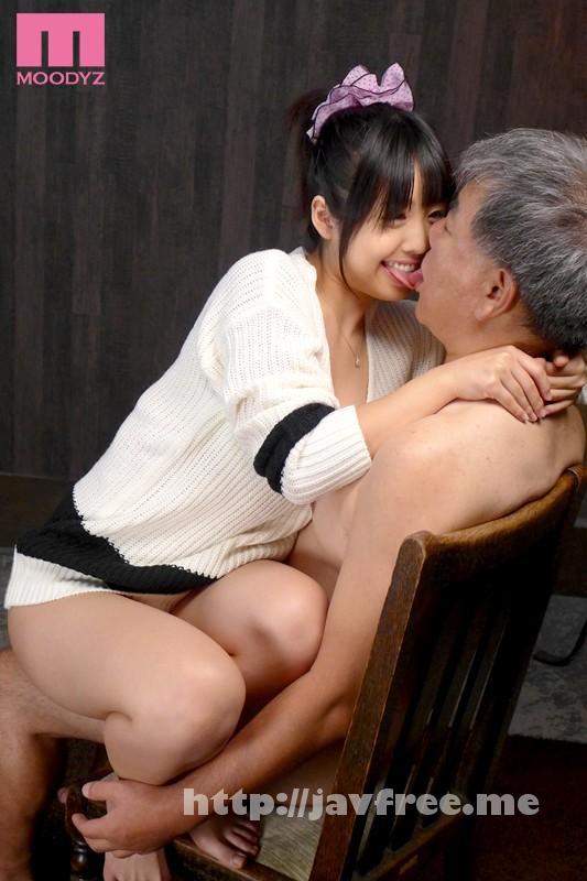[MIDE 082] 中年オジサン×美少女 唾液・接吻ダラダラ濃密性交 安土結 安土結 MIDE