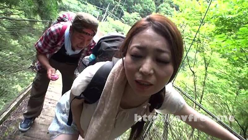 [MOND 063] 先週末お隣りのご夫婦に誘われハイキング旅行に同行したのだが清々しい空気の自然に囲まれるなか急勾配の山道を登る隣人奥様のぱつぱつに食い込んだパン線浮きまくりのパンツルックのぷりけつをガン見しながら追っていたら申し訳ないと思いつつも… 高嶋碧 高嶋碧 MOND