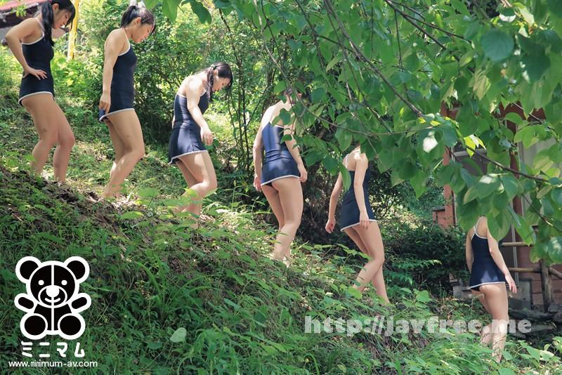 [MUM 125] 森の中の妖精たち。真夏の林間学校。 mum