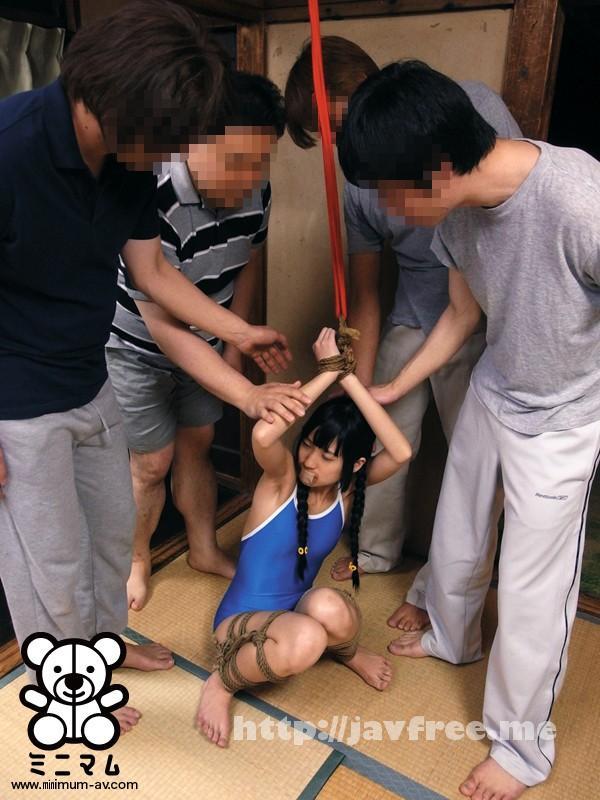 [MUM 171] 縛られて本物精子で種付けされる。しおり149cm(無毛中出し) mum