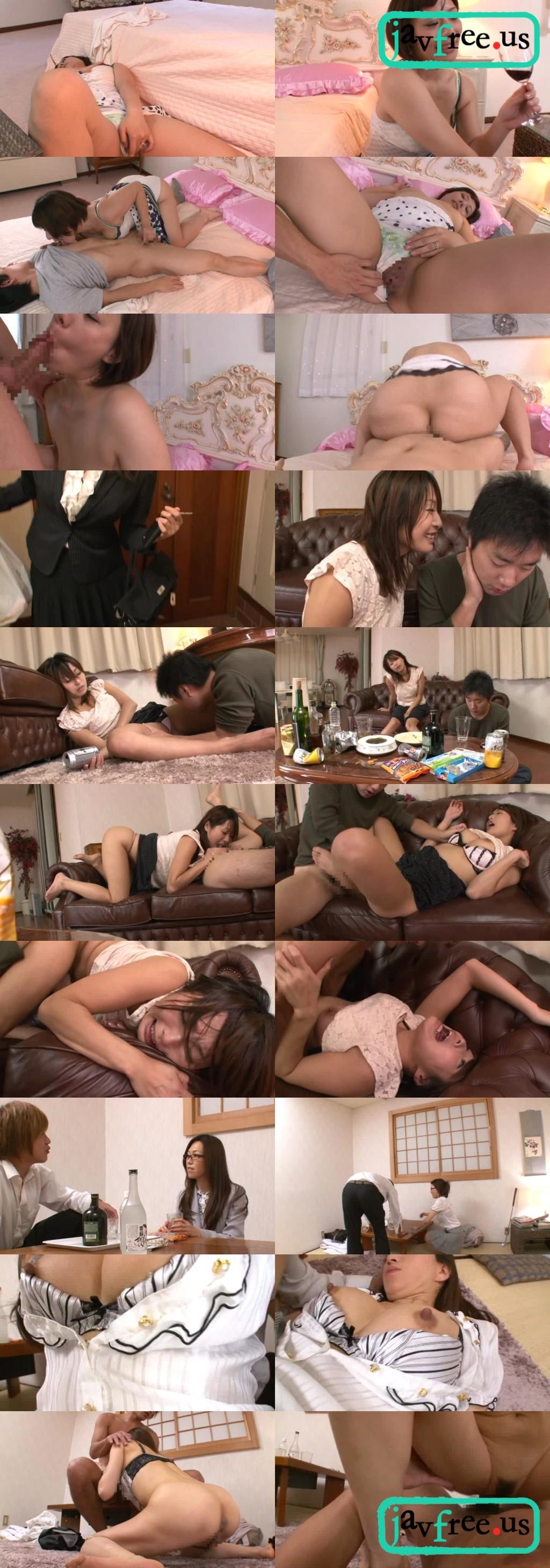 [NCYY 002] 欲求不満な人妻をちょっと酔わせたら… 2 NCYY
