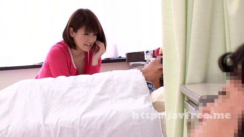[NHDTA 542] 入院中の夫に頼まれて仕方なく舐めだした美人妻のフェラ尻に我慢できず後ろから即ハメ NHDTA