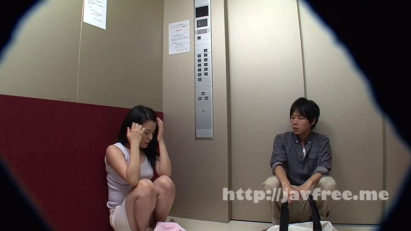 [NHDTA 607] ダマして媚薬を飲ませた友達同士の一般男女が乗り込んだエレベーターが緊急停止!…2人きりの汗だく密室で発情を抑えられるのか? NHDTA