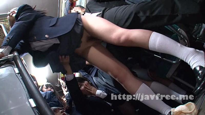[NHDTA 620] 登下校中に思わずチ○ポを触ってしまい我慢できず周りの目も気にならないほど腰をフリ通学バスSEXにハマる女子校生 NHDTA