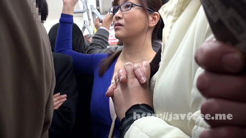 [NHDTA 640] デカブラ没収!暴走する男子校生の痴漢を止められず濡れてしまう巨乳妻 NHDTA