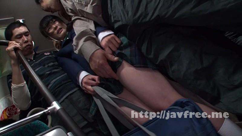 [NHDTA 665] 通学バスでキモメン達に唾を飲むまで何度もイカされ屈してしまう女子校生 NHDTA