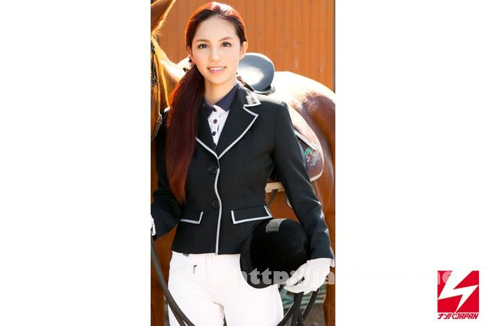[NNPJ 132] 日本に住んでいる世界の美女発掘シマス。Vol.04イギ●ス 実家が乗馬クラブのハーフ帰国子女お嬢様上品な馬術選手の令嬢は、夜になると騎乗位で下品に腰を振る。イギ●ス育ちサヤカさん26歳 NNPJ