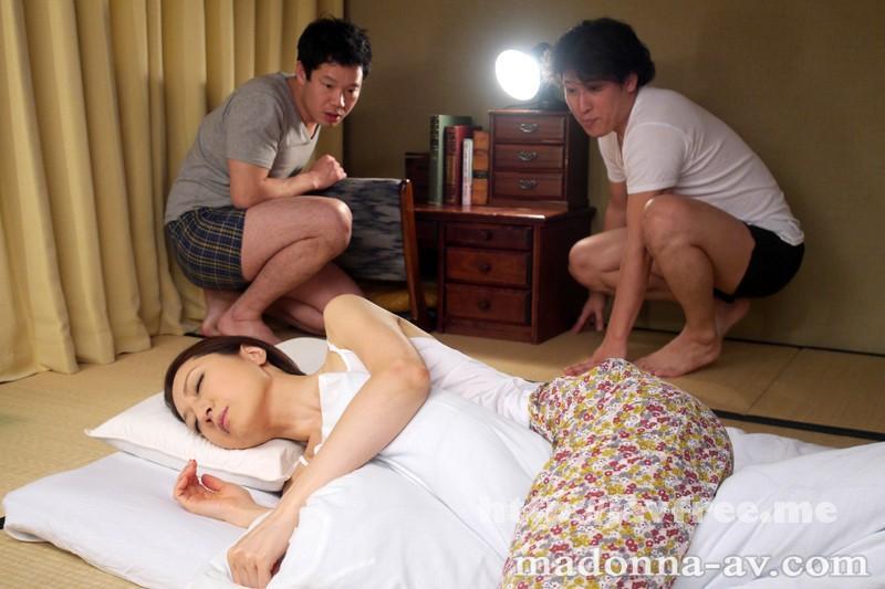 [OBA 206] 息子に毎晩夜這いされている母 笛木薫 笛木薫 OBA