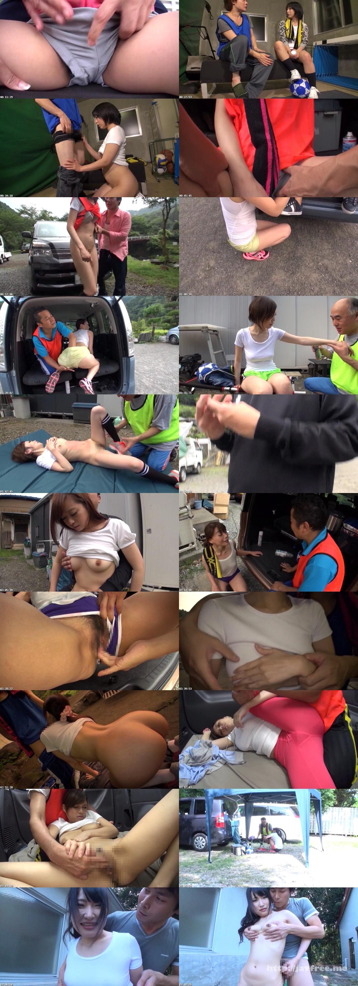 [ONGP 004] フットサルチームにいる人妻はエロカワ率高し!練習の合間にナンパして即ハメ中出し! ONGP