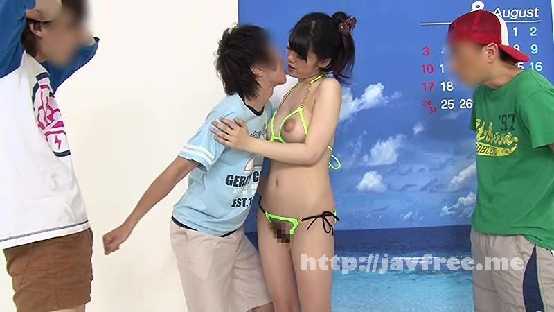 [RCT 646] ターゲットはビキニの巨乳お姉さん!ちびっこセクハラ水着撮影会 RCT