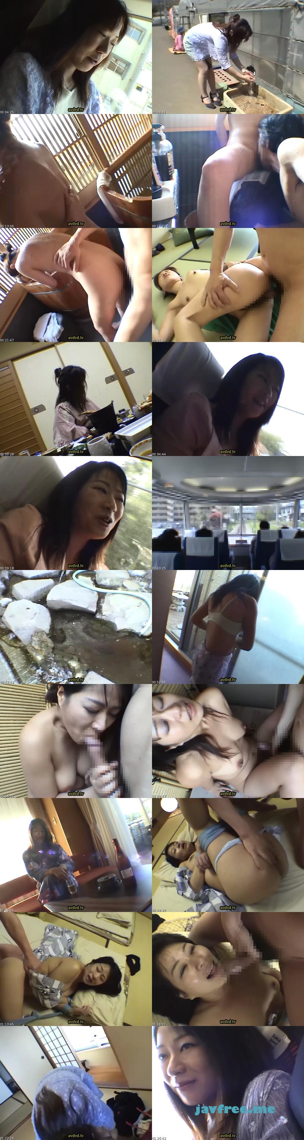 [REBN 013] 〜本物人妻密会ドキュメント〜 人妻不倫旅情 第二巻 伊豆・熱海編 REBN