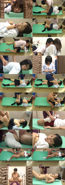 [RTP 016] 部活帰りのウブで真面目な女子校生が訪れるスポーツ整体院。施術師が際どいラインを触ってきても彼女達は頬を赤らめるだけで何も言えないのをいい事に…更に敏感な部分も触ると熱い吐息が聞こえ始め… RTP