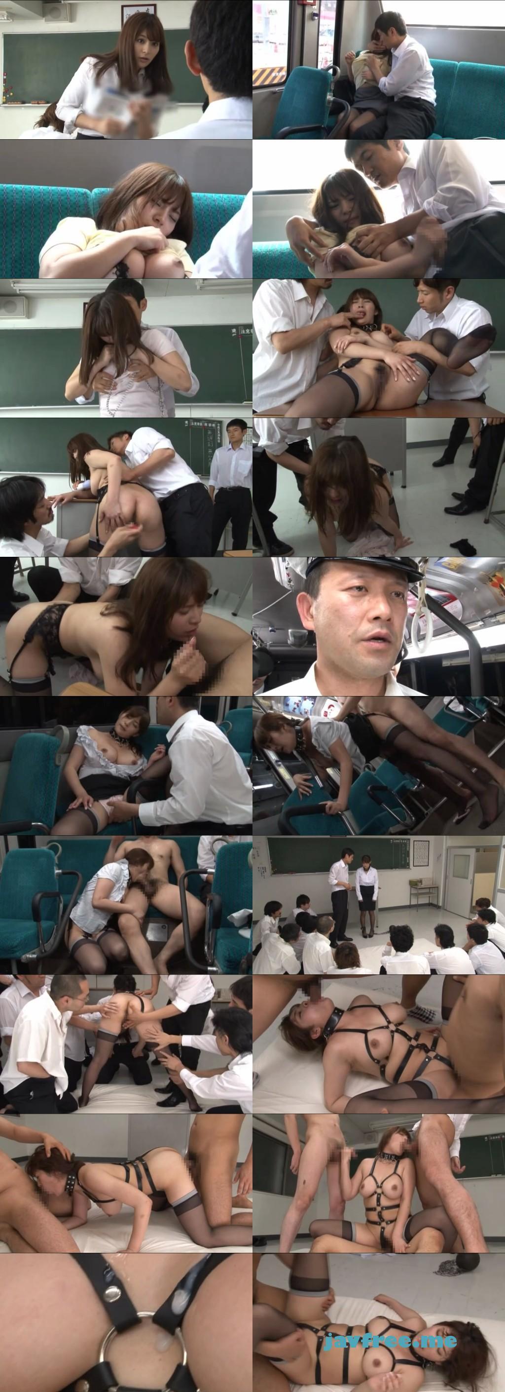 [SACE 092] 痴漢され肉奴隷に堕ちた女教師 めぐり 藤浦めぐ めぐり SACE