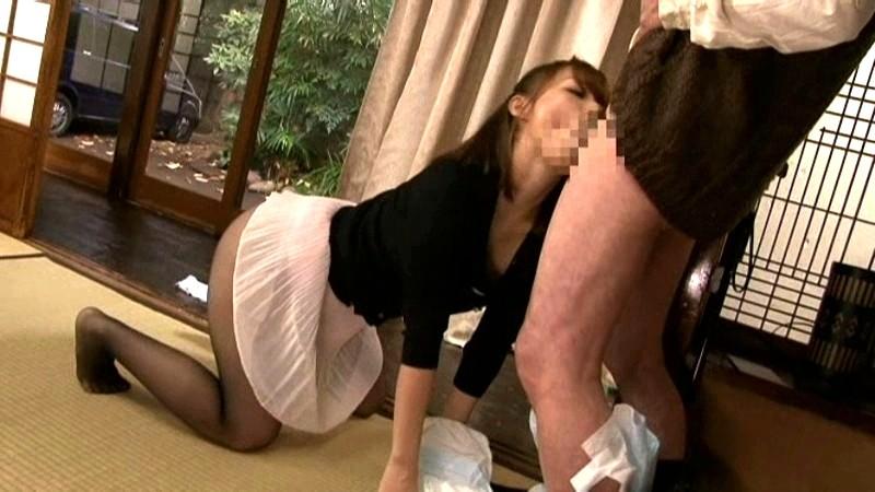 [SAQ 25] 禁断介護 神崎レオナ 神崎レオナ 七瀬かすみ SAQ