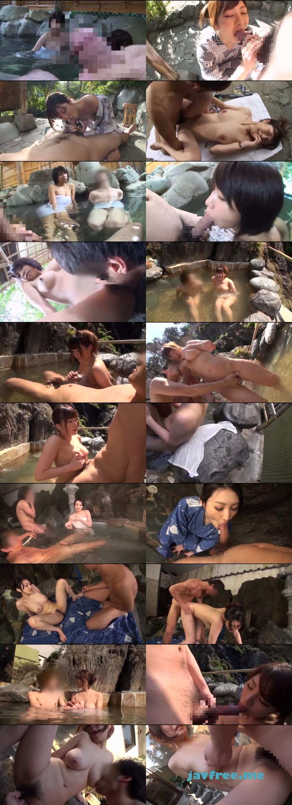 [SCOP 081] 混浴風呂に入浴しているカップルの女の前で俺のデカチンを見せつけたら彼女の視線がくぎ付けに!彼氏には内緒でこっそりヤッちゃいました!! SCOP