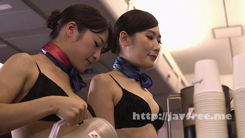 [SDDE 467] 「制服・下着・全裸」でおもてなし またがりオマ○コ航空 7 密着騎乗位で、たっぷり射精も味わえる極上客室サービス SDDE