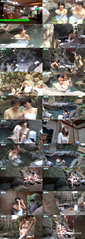[SDMU 035] 温泉街で見つけた一般男女が出会ってすぐに「混浴モニター体験」初対面でいきなり裸同士!の即席カップルは、入浴中に火が付くまで何分? 2 SDMU