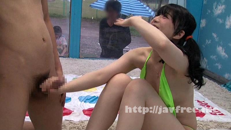 [SDMU 274] マジックミラー号に海水浴に来ている友達同士の男女が初乗車!ハレンチ水着でツ●スターゲームをやって股間を擦り付け合ったら火が付いて'ひと夏の思い出SEX'までしてしまうのか!? SDMU
