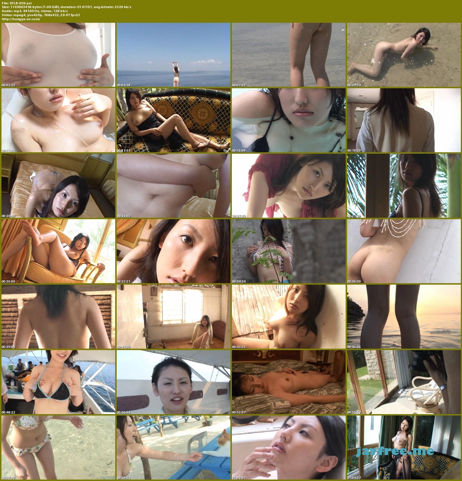 [SFLB 059] 裸体 北原多香子 北原多香子 Shuffle