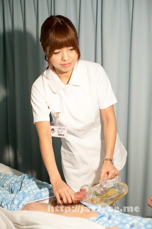 [SHE 151] 夜勤中の人妻看護師覗き 痴女気味な人妻ナースとの超展開!まさかの院内SEX!? SHE