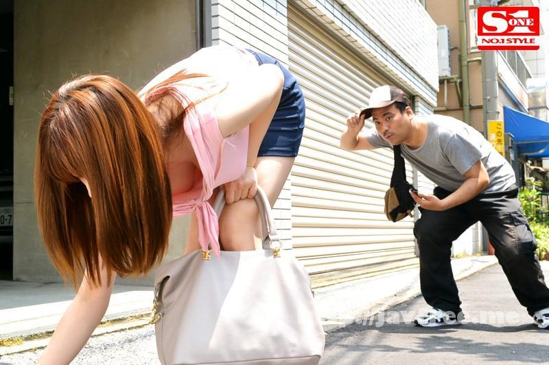 [SNIS 520] 奥田咲とノーパンノーブラデート 奥田咲 SNIS