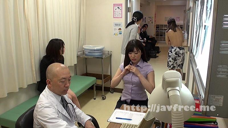 [SVDVD-578] 羞恥!男女混合全裸精密検査 同僚が見ている前で体の穴という穴と乳房をじっくりと調べられる女子社員