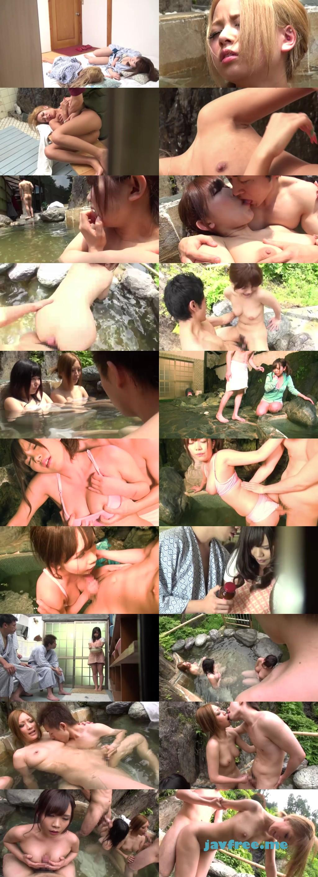 [SW 133] 女性客で満員の混浴温泉に媚薬をこっそり溶かし込んだら、モテない俺でもヤリ放題 SW
