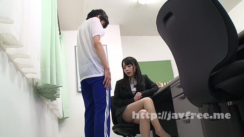[SW 294] 清楚な感じの女教師の本音はメガチ○ポ好き!!同級生にチ○ポがデカイとイジメられていた僕を優しく助けるフリをして喉の奥までくわえ込んだ SW