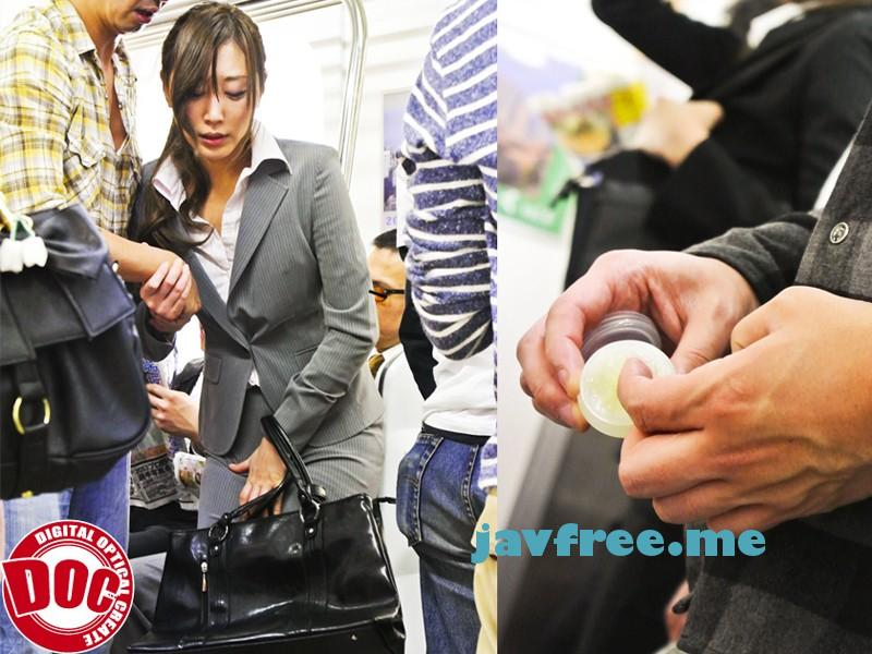 [THS 001] 電車内で無理ヤリ媚薬を塗られ発情を隠し切れない美人OL 祐花凛 手島怜 川島れい THS