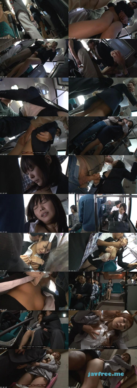 [TLS 011] バス車内で痴漢され発情する美人OL 飯島えりか 瞳りん 安達柚奈 一ノ瀬れいな TLS